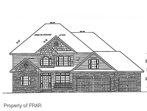 527 W.Summerchase Dr(Lot 42), Fayetteville, NC 28311 (MLS #552297) :: The Rockel Group