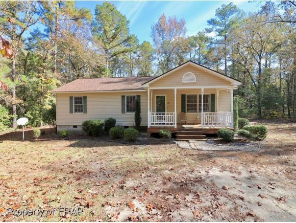 452 Sweet Gum Drive, Vass, NC 28394 (MLS #552306) :: Weichert Realtors, On-Site Associates