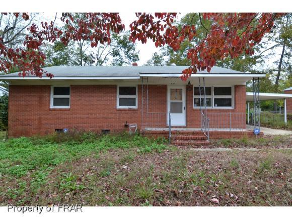 318 Richmond Drive, Fayetteville, NC 28304 (MLS #552364) :: Weichert Realtors, On-Site Associates