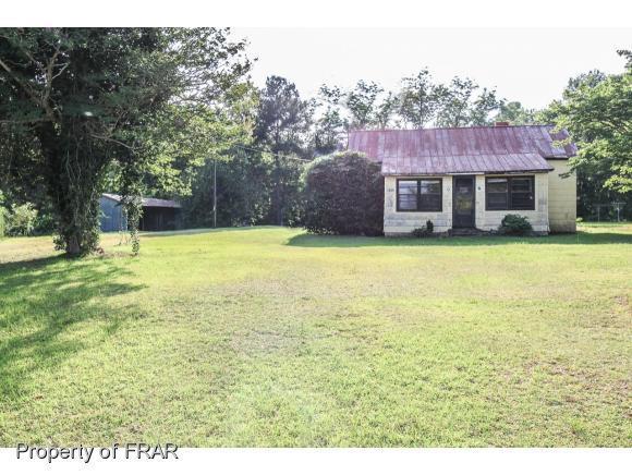 1065 Hobson Rd, Raeford, NC 28376 (MLS #552471) :: Weichert Realtors, On-Site Associates