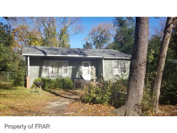 158 Kensington Circle, Fayetteville, NC 28301 (MLS #552494) :: Weichert Realtors, On-Site Associates