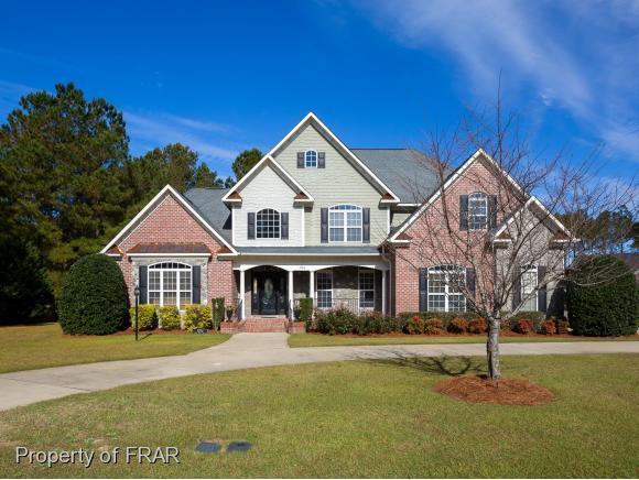 1204 Wild Pine Drive, Fayetteville, NC 28312 (MLS #552495) :: Weichert Realtors, On-Site Associates