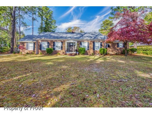 429 Hallmark Rd, Fayetteville, NC 28303 (MLS #552614) :: Weichert Realtors, On-Site Associates