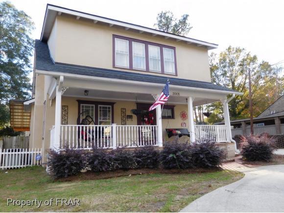 2005 Morganton Road, Fayetteville, NC 28305 (MLS #552647) :: The Rockel Group
