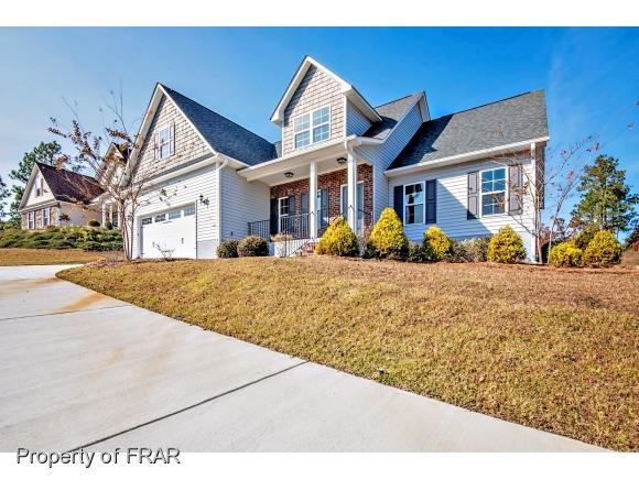 6310 Burnside Place, Fayetteville, NC 28311 (MLS #552680) :: Weichert Realtors, On-Site Associates