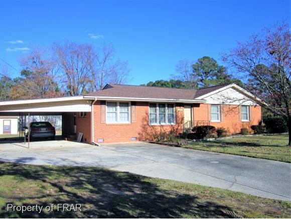 750 Fairview Street, Fayetteville, NC 28312 (MLS #552706) :: Weichert Realtors, On-Site Associates