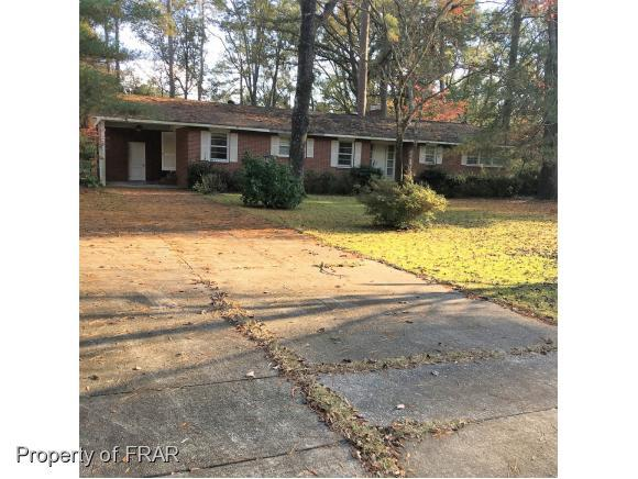 213 Edinborough St, Red Springs, NC 28377 (MLS #552711) :: Weichert Realtors, On-Site Associates