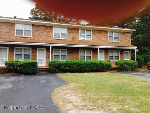 712 Miller Ave, Fayetteville, NC 28304 (MLS #552716) :: Weichert Realtors, On-Site Associates