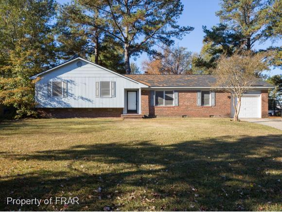 2212 Baywater Drive, Fayetteville, NC 28304 (MLS #552757) :: Weichert Realtors, On-Site Associates