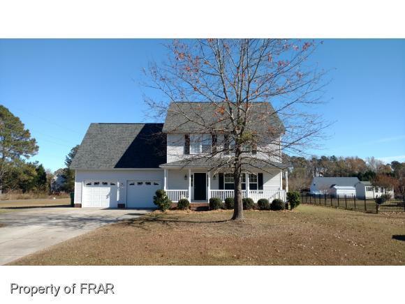 7011 Golden Leaf Ln, Hope Mills, NC 28348 (MLS #552809) :: The Rockel Group