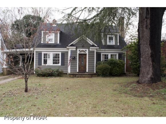 1717 Fort Bragg Rd, Fayetteville, NC 28303 (MLS #552848) :: The Rockel Group