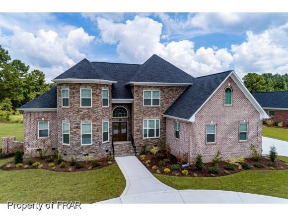 217 Puddingstone Dr, Fayetteville, NC 28311 (MLS #553102) :: Weichert Realtors, On-Site Associates