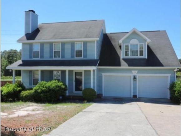 118 Kristin Ave, Spring Lake, NC 28390 (MLS #553165) :: The Rockel Group