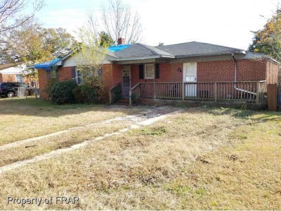 4909 Cottonwood Drive, Fayetteville, NC 28304 (MLS #553166) :: Weichert Realtors, On-Site Associates