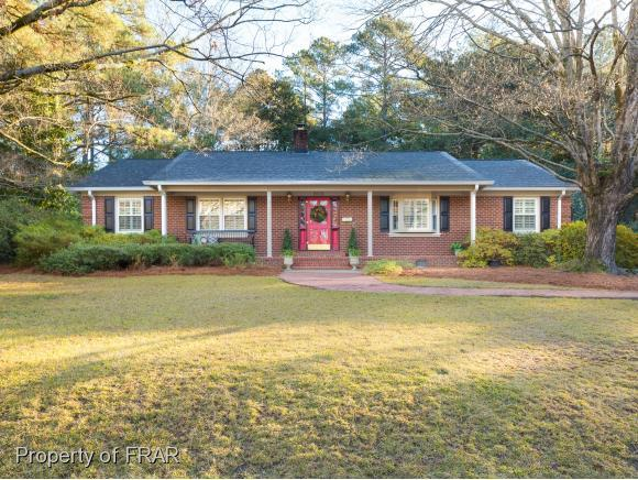 2616 Westchester Drive, Fayetteville, NC 28303 (MLS #553211) :: The Rockel Group