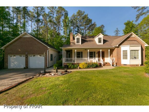 8042 Royal Drive, Sanford, NC 27332 (MLS #553285) :: Weichert Realtors, On-Site Associates