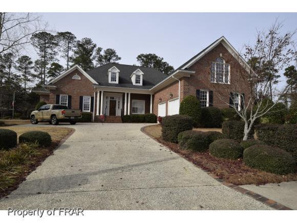 200 Northstone Pl, Fayetteville, NC 28303 (MLS #553323) :: The Rockel Group