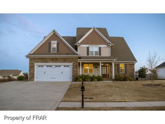 6512 Carswell Dr, Fayetteville, NC 28311 (MLS #553350) :: Weichert Realtors, On-Site Associates