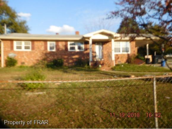 2141 Biltmore Drive, Fayetteville, NC 28304 (MLS #553369) :: The Rockel Group
