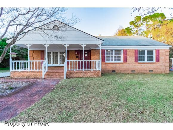 460 Morningside Drive, Fayetteville, NC 28311 (MLS #553407) :: The Rockel Group