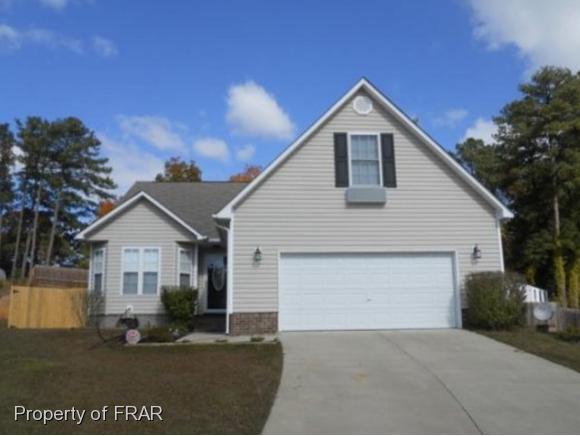 804 Pebble Ridge Ct., Fayetteville, NC 28311 (MLS #553442) :: The Rockel Group