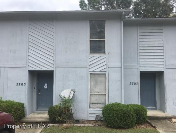 5705 Aftonshire Dr, Fayetteville, NC 28304 (MLS #553444) :: The Rockel Group