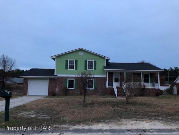 1655 Clairborne Drive, Fayetteville, NC 28314 (MLS #553446) :: The Rockel Group