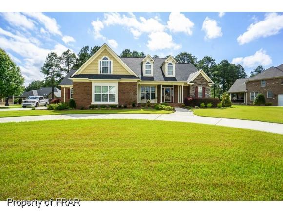 232 Stoneleigh Dr, Fayetteville, NC 28311 (MLS #553525) :: Weichert Realtors, On-Site Associates