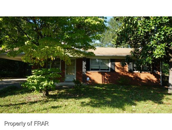 5888 Columbine Road, Fayetteville, NC 28306 (MLS #553556) :: The Rockel Group