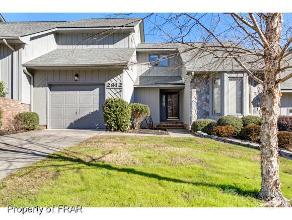 2912 Wedgeview Drive, Fayetteville, NC 28306 (MLS #553606) :: Weichert Realtors, On-Site Associates