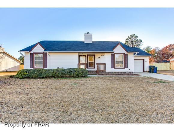 6875 Mangrove Drive, Fayetteville, NC 28314 (MLS #553626) :: Weichert Realtors, On-Site Associates
