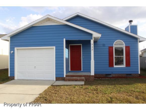 932 Glen Reilly Drive, Fayetteville, NC 28314 (MLS #553628) :: Weichert Realtors, On-Site Associates
