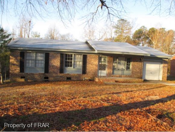 646 Monagan Street, Fayetteville, NC 28301 (MLS #553717) :: Weichert Realtors, On-Site Associates