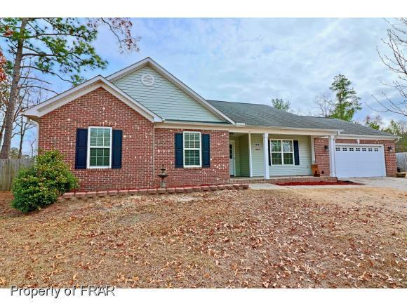 278 Autumn Lane, Raeford, NC 28376 (MLS #553773) :: Weichert Realtors, On-Site Associates
