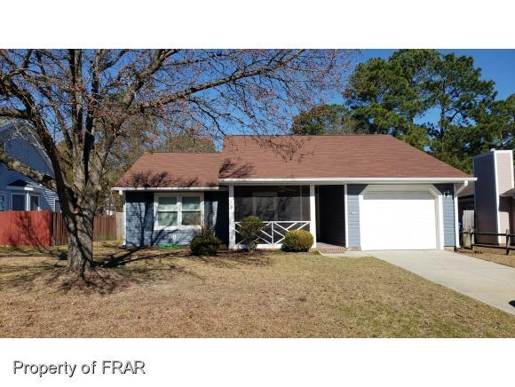 5708 Pepperbush Drive, Fayetteville, NC 28304 (MLS #553795) :: Weichert Realtors, On-Site Associates