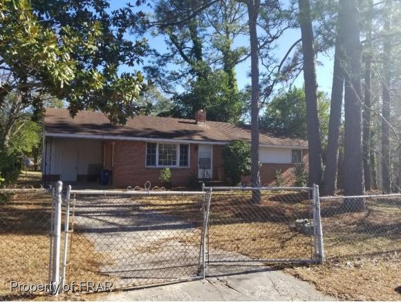 1945 Westhill Drive, Fayetteville, NC 28304 (MLS #553826) :: Weichert Realtors, On-Site Associates