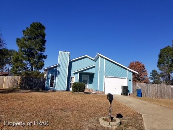 6704 Battle, Fayetteville, NC 28314 (MLS #553828) :: Weichert Realtors, On-Site Associates