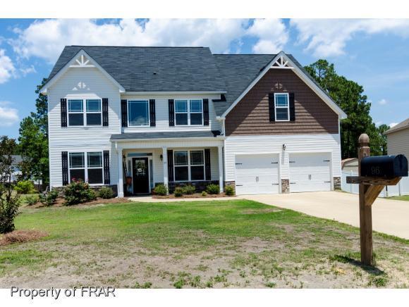 96 Appomattox Drive, Cameron, NC 28326 (MLS #553864) :: Weichert Realtors, On-Site Associates