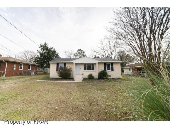 5127 Utile Rd, Fayetteville, NC 28304 (MLS #553930) :: Weichert Realtors, On-Site Associates
