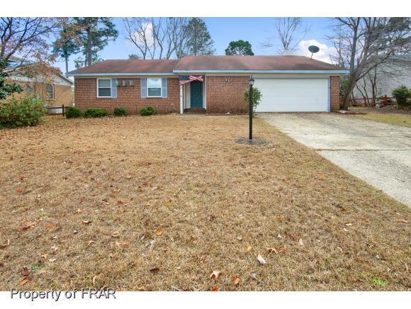 7006 Wickersham Drive, Fayetteville, NC 28314 (MLS #553958) :: Weichert Realtors, On-Site Associates