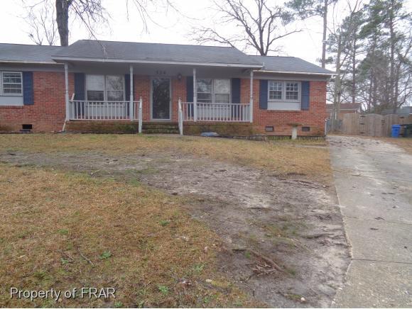 534 Glenrock Ct., Fayetteville, NC 28303 (MLS #553991) :: Weichert Realtors, On-Site Associates