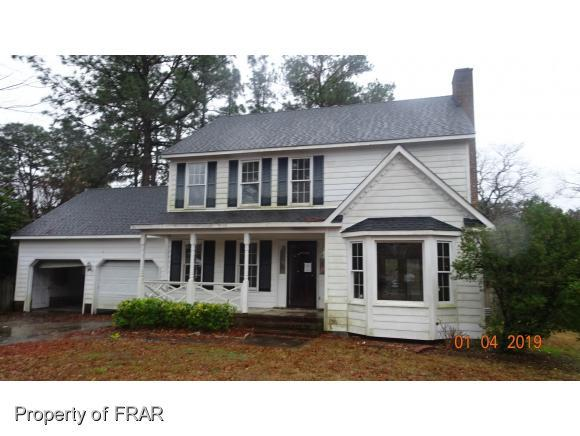 6225 Lakehaven Drive, Fayetteville, NC 28304 (MLS #554165) :: Weichert Realtors, On-Site Associates
