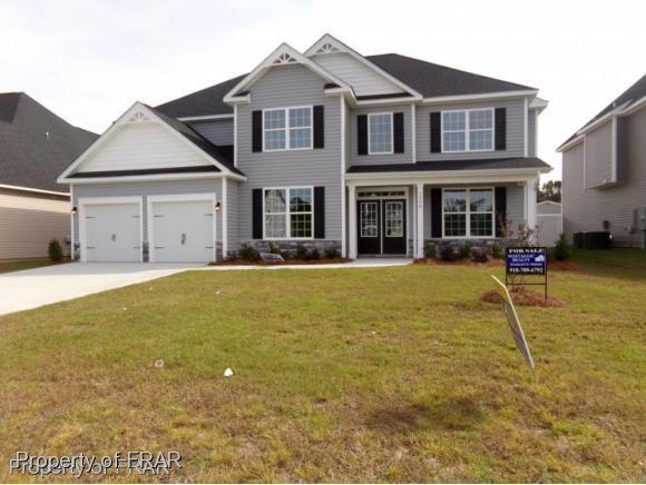 2208 Mannington Dr, Fayetteville, NC 28306 (MLS #554185) :: Weichert Realtors, On-Site Associates