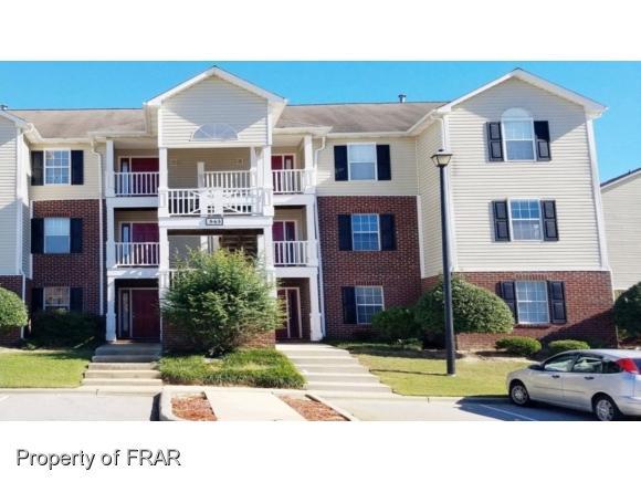 302 Bubble Creek #5, Fayetteville, NC 28311 (MLS #554201) :: Weichert Realtors, On-Site Associates