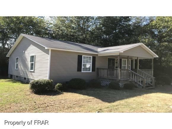555 Saunders Street, Raeford, NC 28376 (MLS #554241) :: Weichert Realtors, On-Site Associates