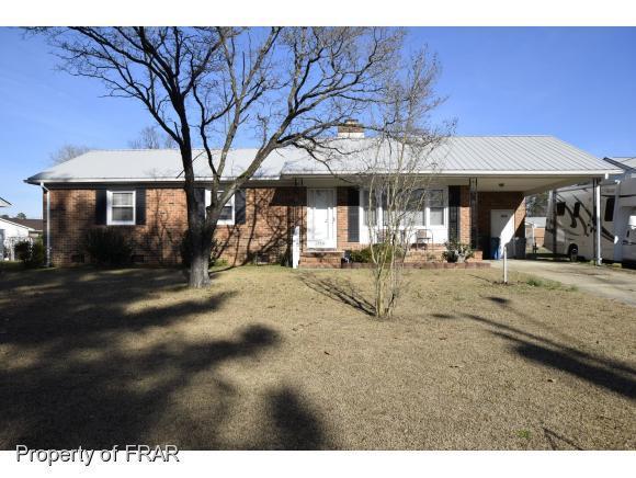 5510 Ramshorn Drive, Fayetteville, NC 28303 (MLS #554251) :: Weichert Realtors, On-Site Associates