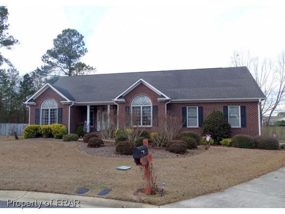2900 Wycliffe Ct, Fayetteville, NC 28306 (MLS #554404) :: Weichert Realtors, On-Site Associates