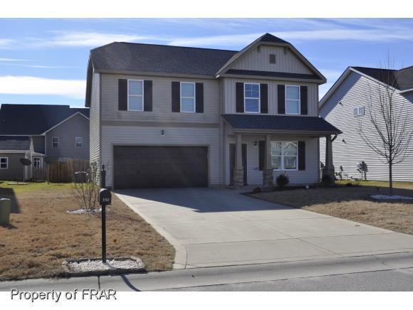 350 Nottingley Drive, Hope Mills, NC 28348 (MLS #554407) :: Weichert Realtors, On-Site Associates