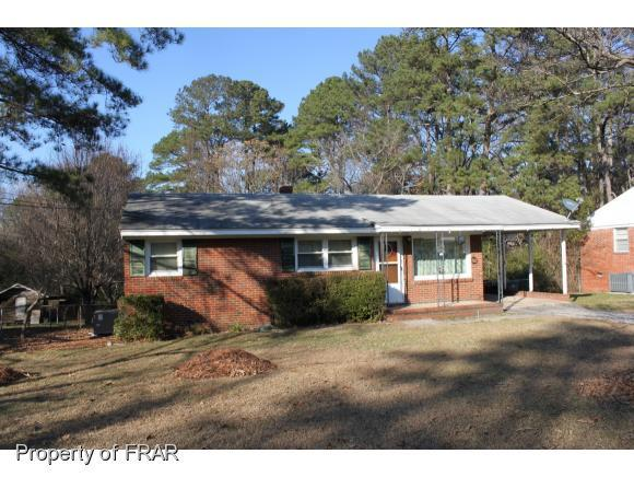 318 Jefferson Drive, Fayetteville, NC 28304 (MLS #554477) :: Weichert Realtors, On-Site Associates