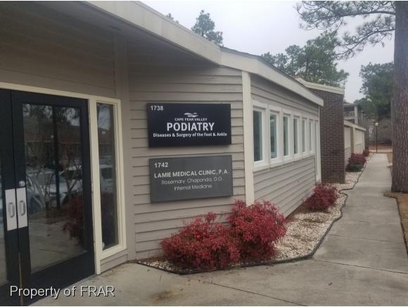 1742 Metromedical Drive, Fayetteville, NC 28304 (MLS #554527) :: Weichert Realtors, On-Site Associates